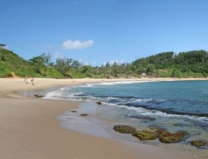 Libanona beach Fort Dauphin
