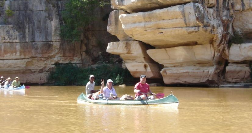 Gorges de Manambolo