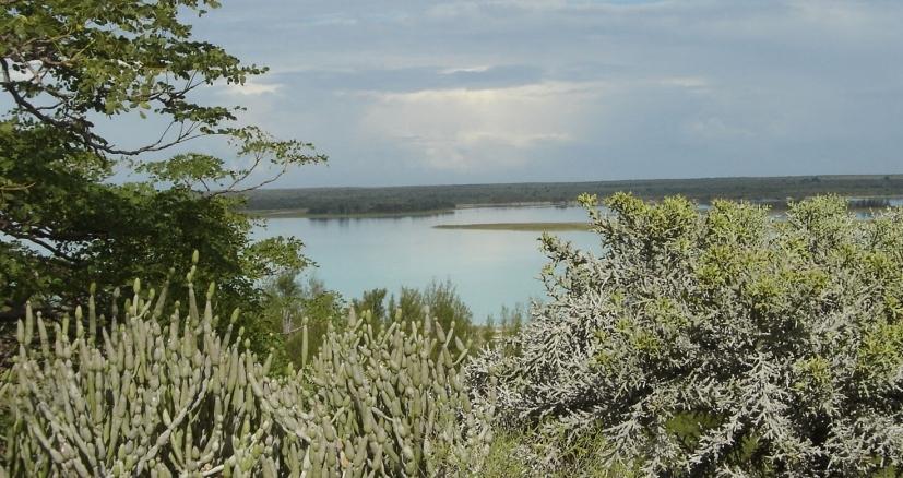 Le paysage Tsimanampesotse
