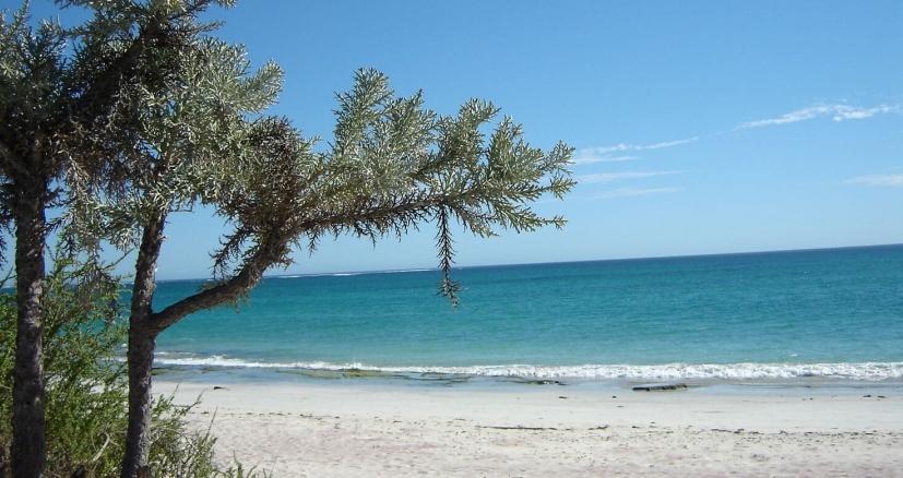 La plage au sud Anakao